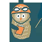 Pitch Wars owl
