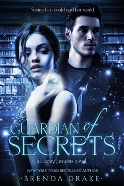 GUARDIAN OF SECRETS by Brenda Drake