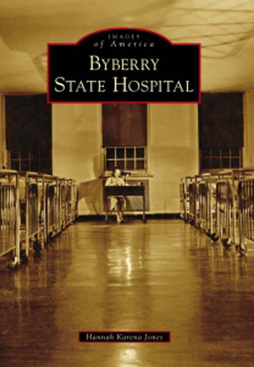 BYBERRY STATE HOSPITAL by Hannah Karena Jones