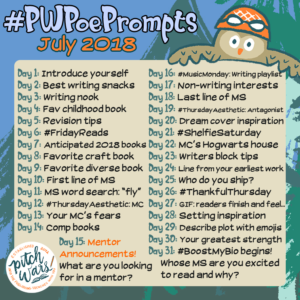#PWPoePrompts