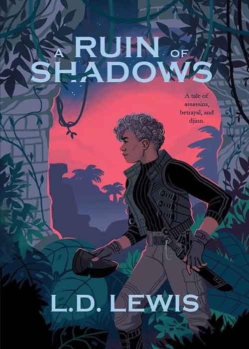 A RUIN OF SHADOWS by L. D. Lewis