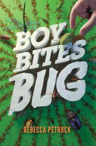 Boy Bites Bug book cover