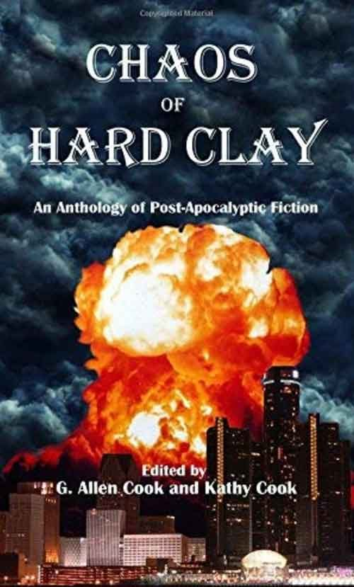 CHAOS OF HARD CLAY by Megan Manzano