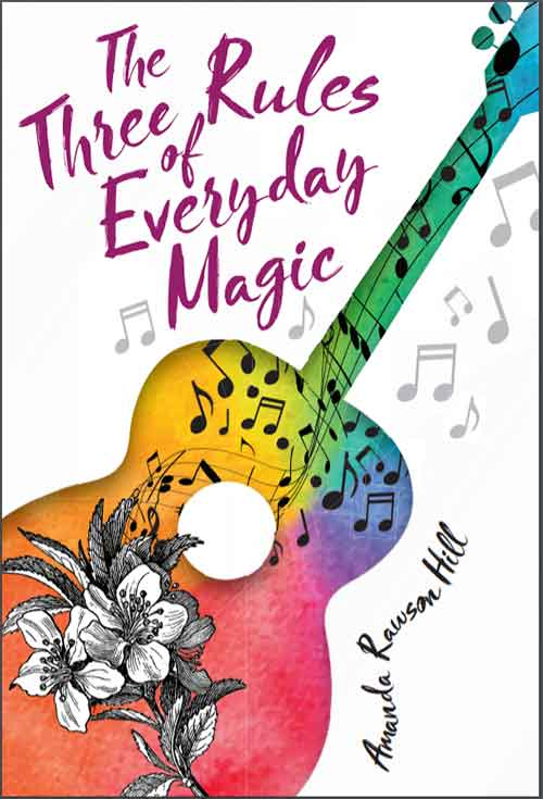 The Three Rules of Everyday Magic book cover