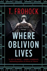 Where Oblivion Lives book cover