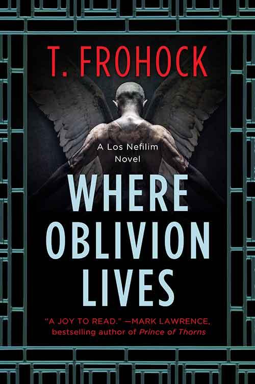 Where Oblivion Lives book cover