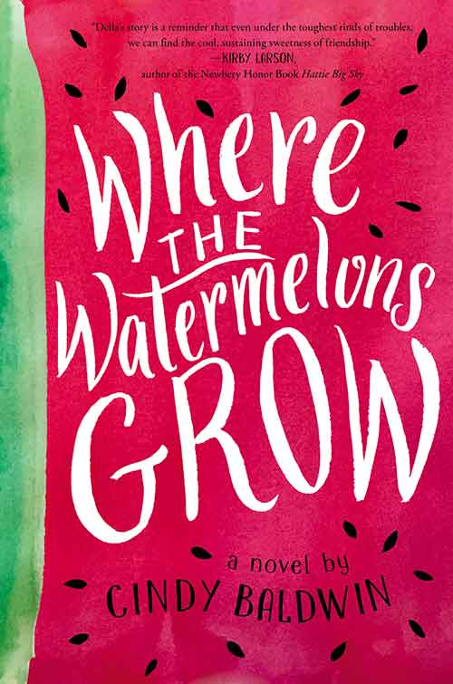 Where the Watermelons Grow book cover