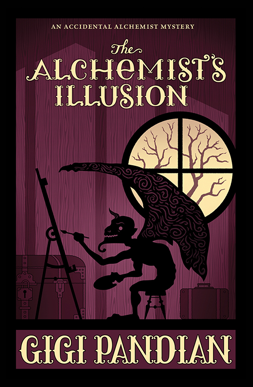 The Alchemist's Illusion book cover