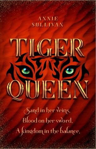 Tiger Queen book cover