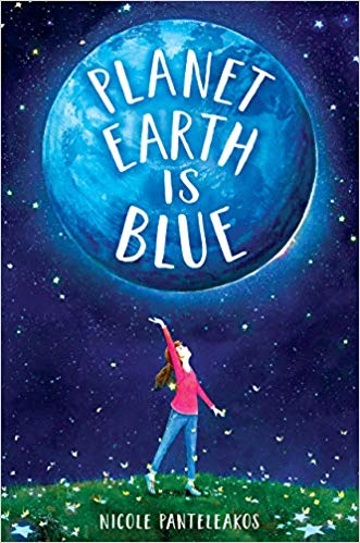 Planet Earth is Blue book cover