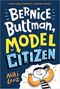Book cover for Bernice Buttman, Model Citizen