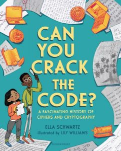 Book cover for Can You Crack the Code?