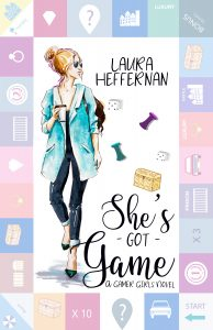 She's Got Game book cover