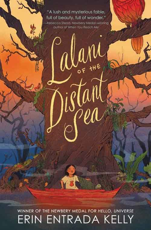 LALANI OF THE DISTANT SEA by Erin Entrada Kelly