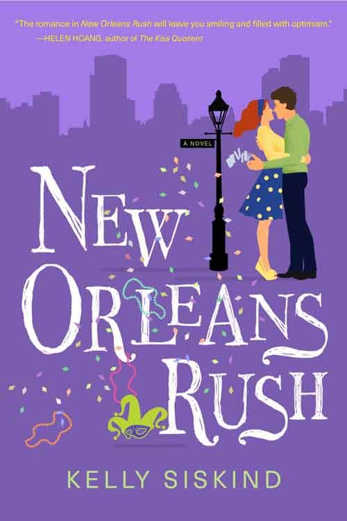 NEW ORLEANS RUSH by Kelly Siskind