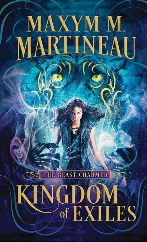 KINGDOM OF EXILES by Maxym M. Martineau