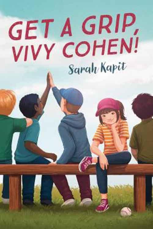 GET A GRIP, VIVY COHEN! By Sarah Kapit
